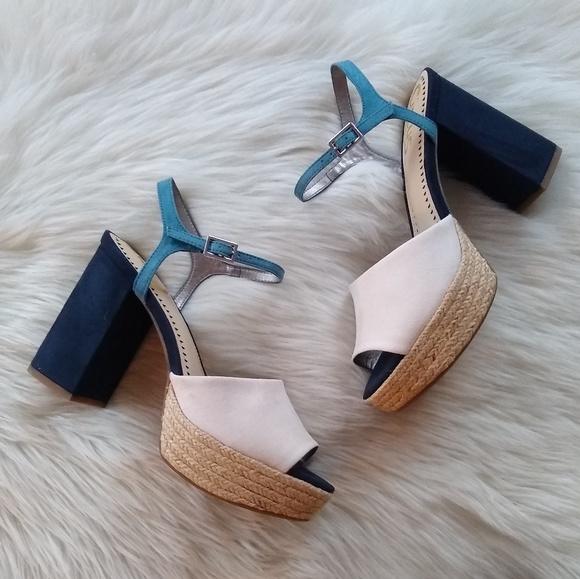 9e41e02235d Circus by Sam Edelman• block heel platform sandals